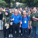 MAHASISWA TEKNIK LINGKUNGAN  ITN MALANG BERPARTISIPASI DALAM GERAKAN ANGKAT SAMPAH DAN SEDIMEN KOTA MALANG 2020